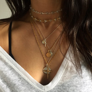 Sacred Traveller Necklace