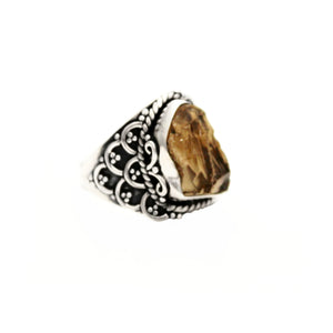 Ahana Citrine Ring