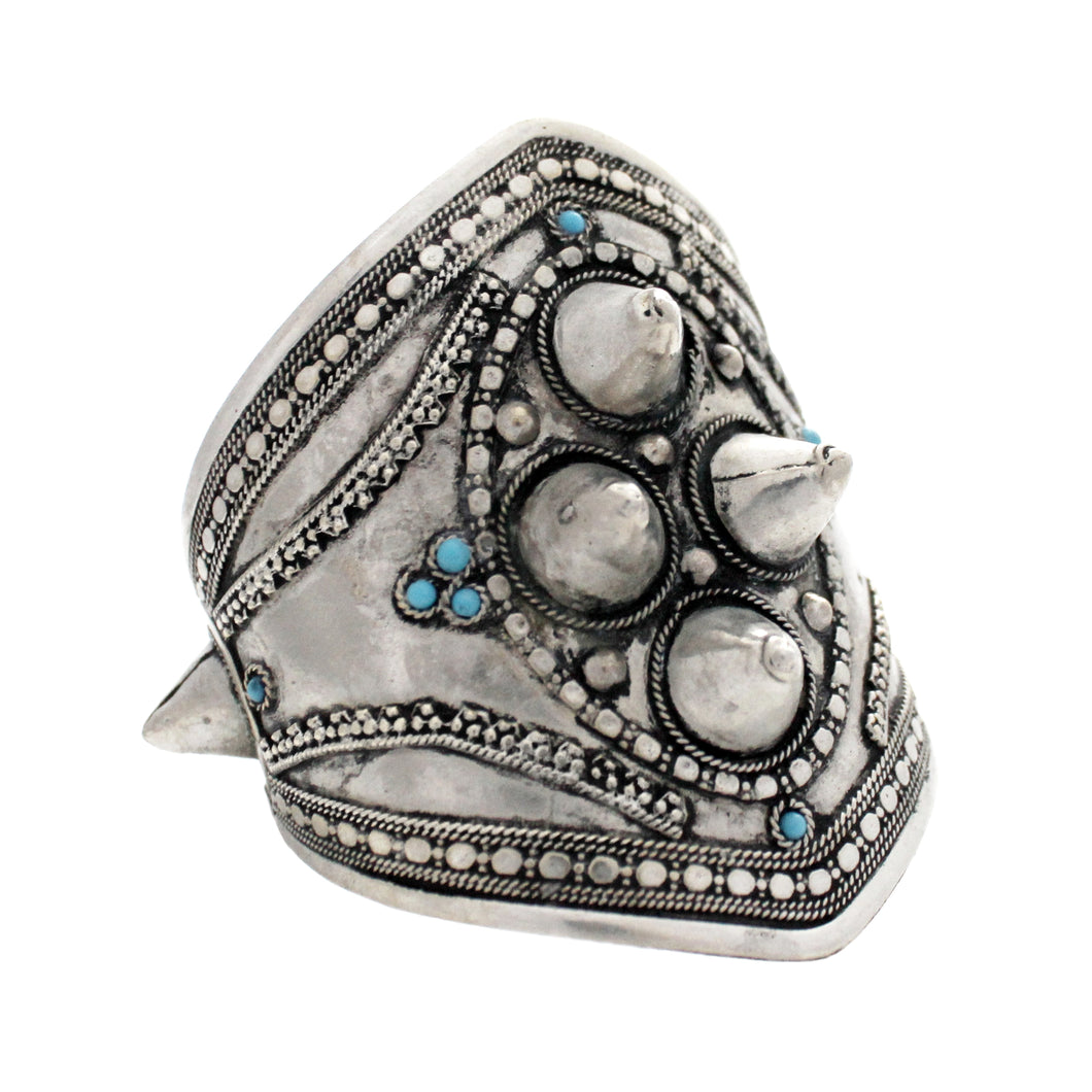 Gypsy Warrior Cuff