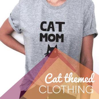 Cat themed clothing