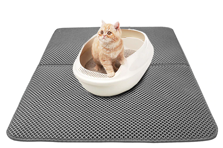 Turbo Clean™ Cat Litter Mat