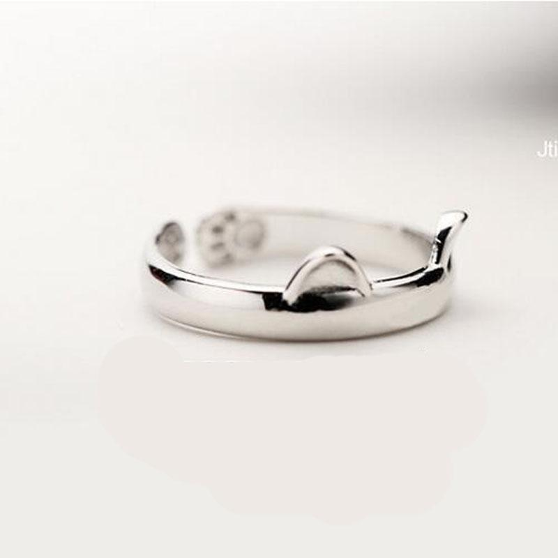 Cat Ear Ring-cutecatcasa