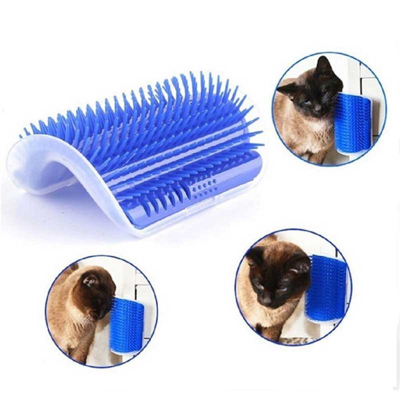 Corner Cat Brush