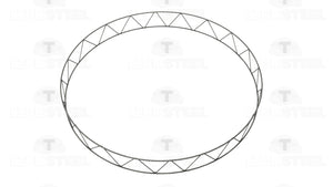 Wire Spacers Circular Shape - 3m Round 60mm to 200mm