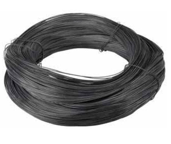 Annealed Tying wire, 10KG coil & DOUBLE LOOP TYING WIRE TIES 150mm