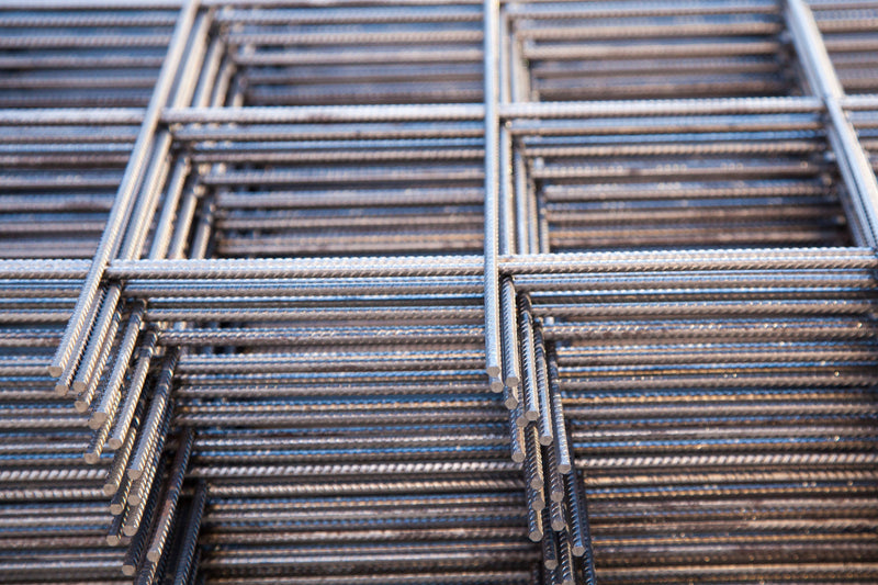 B1131 Mesh - Steel Reinforcement - 12mm Long and 8mm Cross Bars