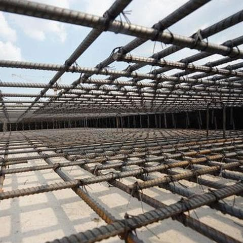 A142 Mesh - Steel Reinforcement - 6mm Cross Bar
