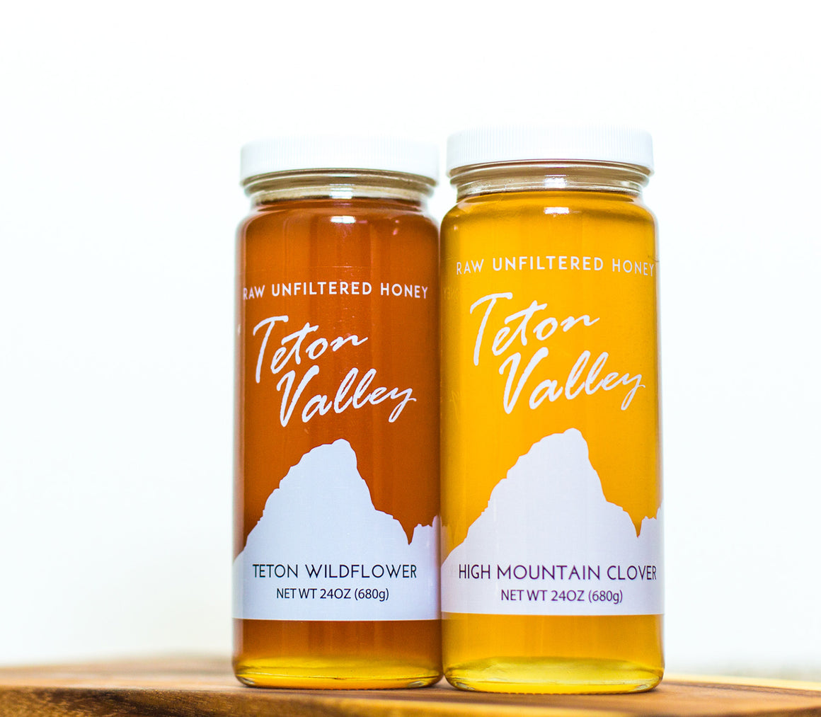 Teton Valley 2 Pack of 24 oz. Clover and Wildflower