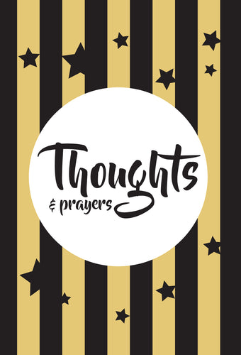 Pick n Mix THOUGHTS & PRAYERS - Doll Truths Gail Grisham funny greetings cards