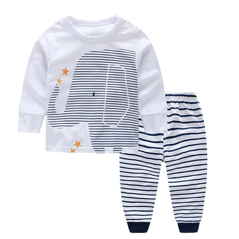 Elephant Fun Outfit - BabyTrunk