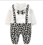 Fun Romper with Print - BabyTrunk