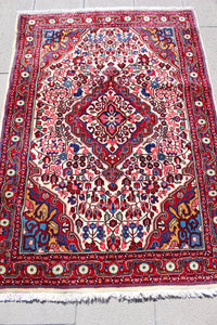 """BELLA"" Persian Vintage carpet - 153cmX103cm (5'X3'5"")"