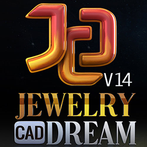 Jewelry CAD Dream Software - To design jewelry in 3D