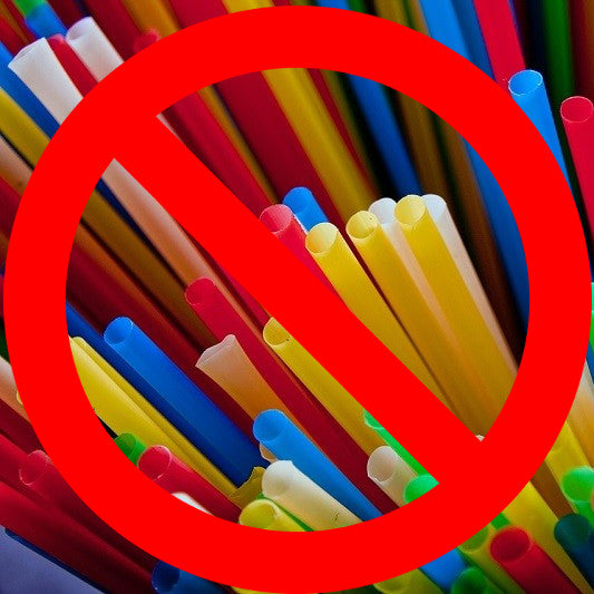 California is moving forward to ban plastic straws
