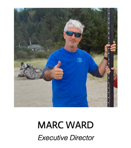 Marc Ward, Executive Director of Sea Turtles Forever