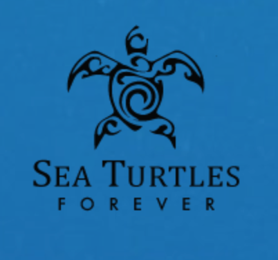 Sea Turtles Forever logo, the company Marc Ward founded