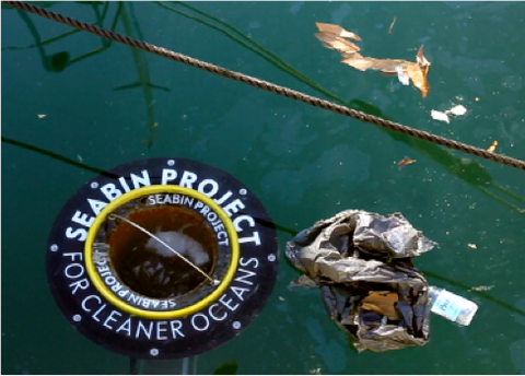 Shore Buddies blog - seabin project