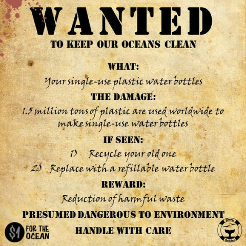 Wanted - Plastic Bottles