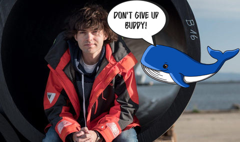 Boyan Slat - Founder Ocean Clean up with Emma the Whale from Shore Buddies.jpg