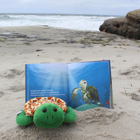 Shelly the Sea Turtle Book Combo - LIMITED TIME