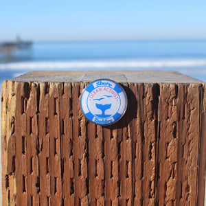 Shore Buddies -Ocean Activist- Button / pin