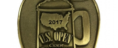We Won 2 Awards in the 2017 US Open Cider Championships