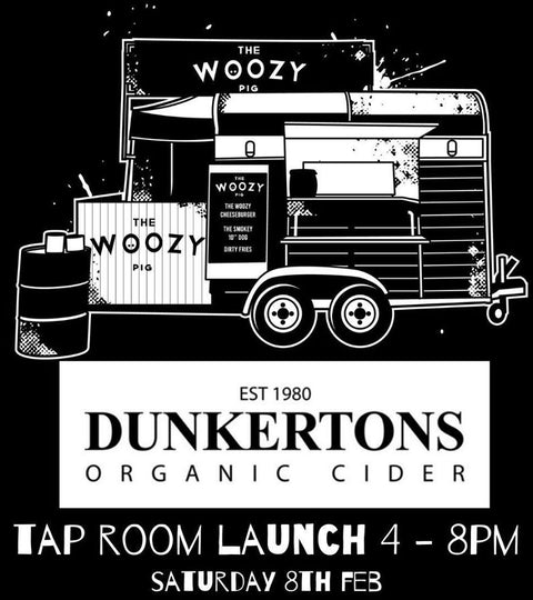 Join Us for the Official Opening of Our Tap Room!