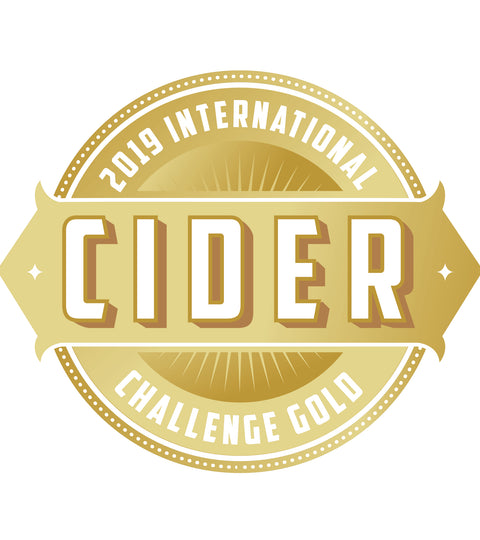 We Won at The International Cider Challenge for the 4th Year Running!