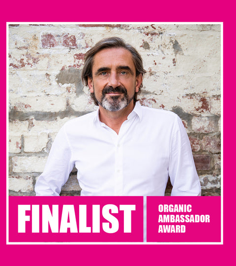 Nominate Julian Dunkerton as Organic Ambassador in the BOOM Awards!