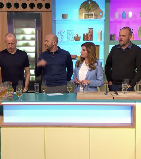 We Were on Channel 4's Sunday Brunch!