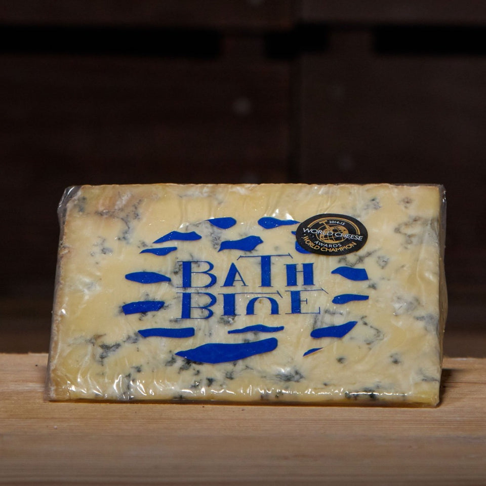 The Bath Soft Cheese Co  - Bath Blue 200g