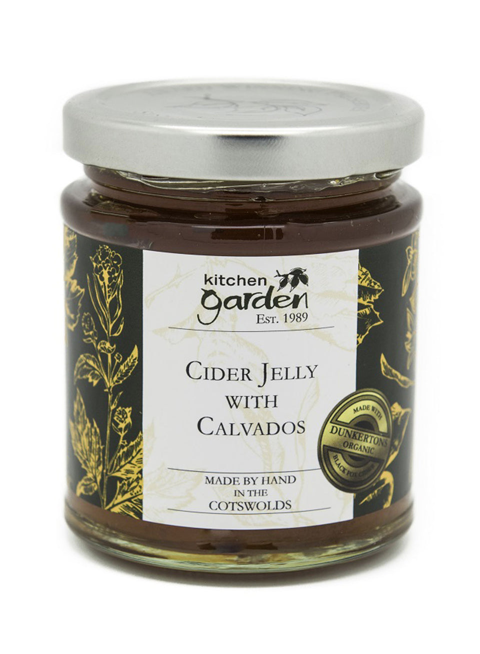 Kitchen Garden Foods Cider Jelly with Calvados 220g
