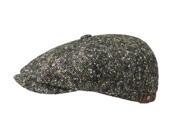 Hatteras Donegal Tweed Cap
