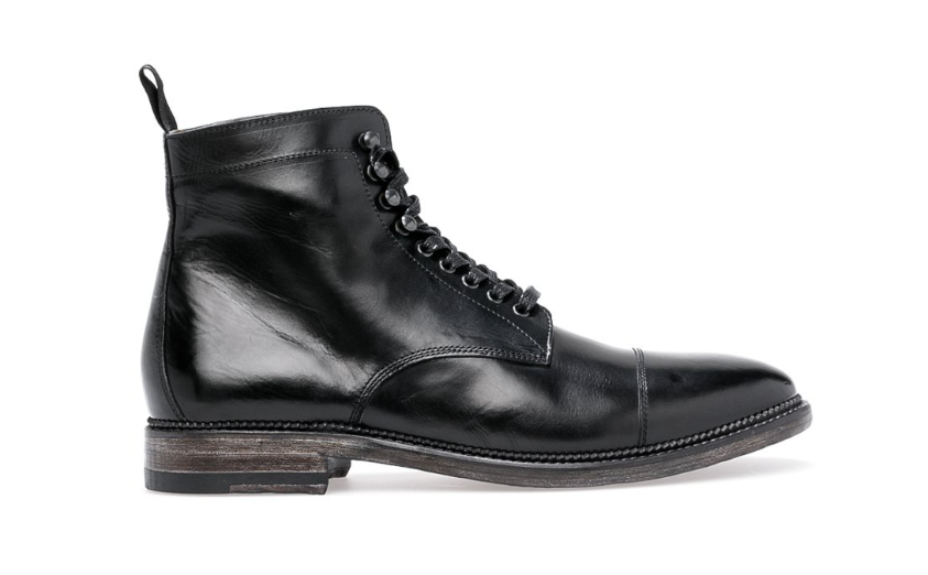 Stanley Lace Up Boot