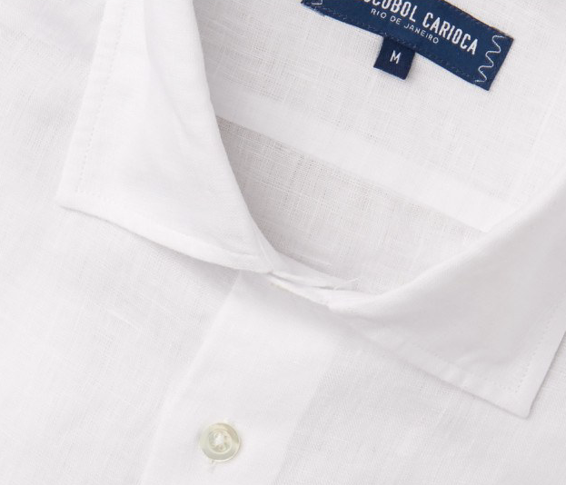 The perfect linen shirt for a smarter daytime look. The short sleeve adds a casual feel that makes these perfect for an afternoon in the city, or throw on open over our signature printed shorts.