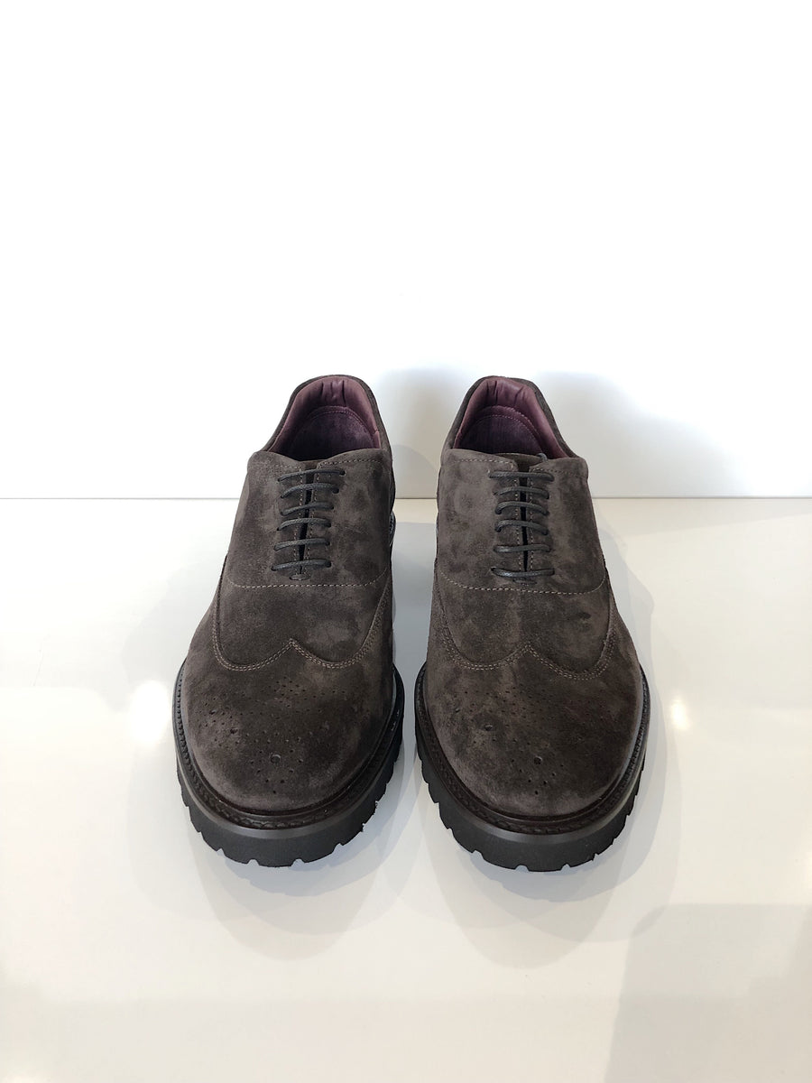 Londoner Lace Up Brogue