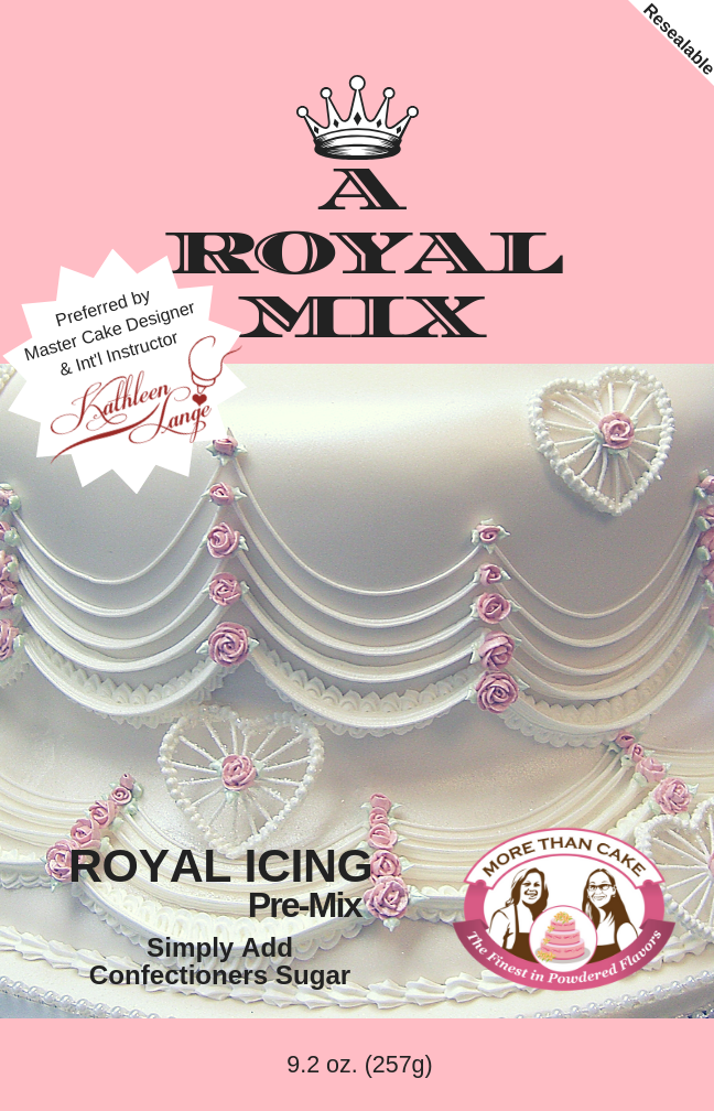 A Royal Mix,  Royal Icing Pre-Mix   257g bag.