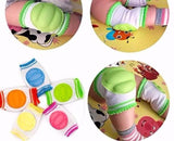 Toddler Baby Crawling Knee Pads- 2 Pair