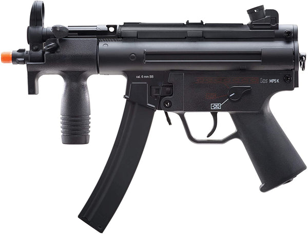 Elite Force HK Heckler & Koch MP5 AEG Automatic 6mm BB Rifle Airsoft Gun, MP5K