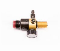 Ninja Custom Output PCP Airgun Pressure Regulators (NOT FOR PAINTBALL/AIRSOFT)