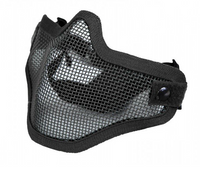 STRIKE STEEL HALF FACE MASK