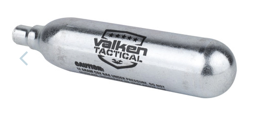 Valken 12 Gram CO2 Cartridges (Case of 500)