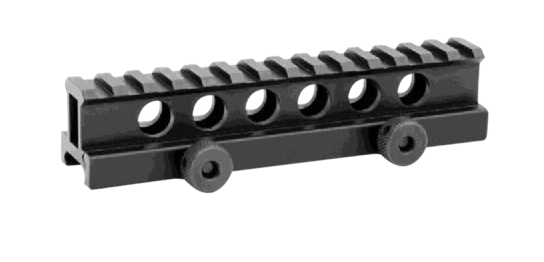 "Rifle Accessory - V Tactical Riser Mount 1""-14 slots"