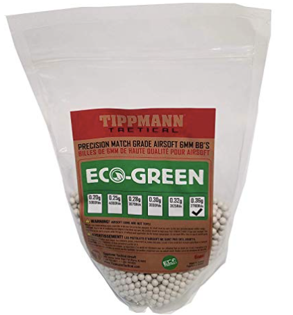 TIPPMANN ARMS 0.36G BB 2780 CT ECO