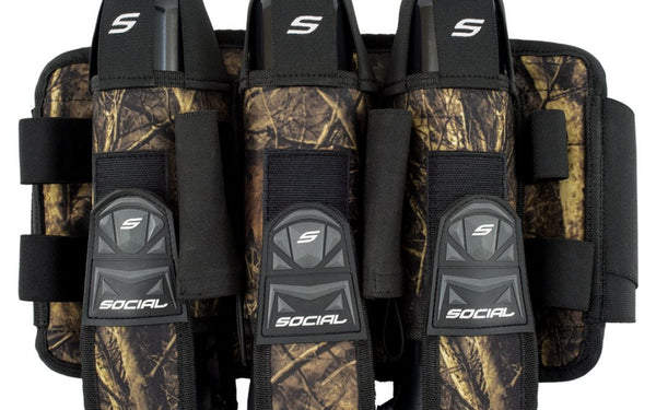 Grit Pod Pack Harness Hunter Camo
