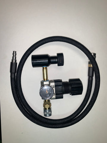 Custom LPR Regulator