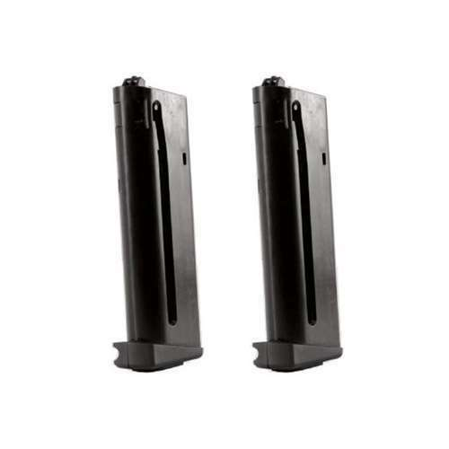 TiPX Tru-Feed Magazine (7 ball; 2-Pack) for TiPX .68 Caliber Paintball Pistols