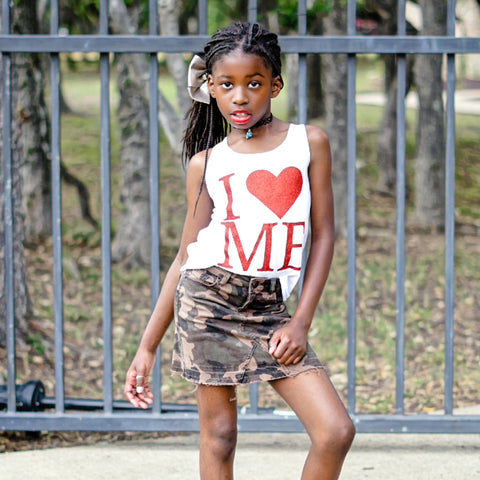 I Love Me Tank - KIDS/YOUTH