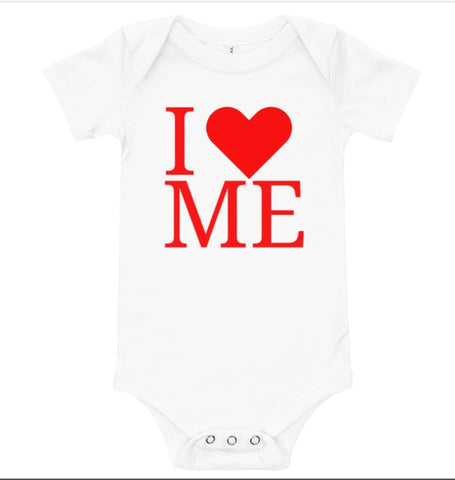 I LOVE ME Tee -  Infants & Toddlers