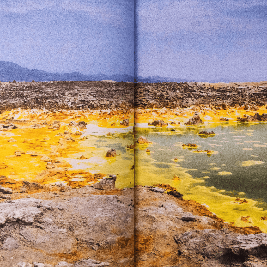 Dallol<br>Jeff Le Cardiet
